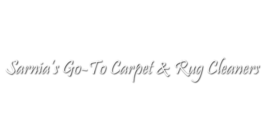 Sarnia's Go-To Carpet & Rug Cleaners